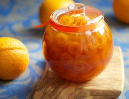 Миниатюра к статье Апельсиновое варенье