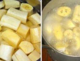 Миниатюра к статье Закипяти бананы с корицей и выпей перед сном