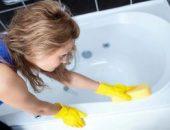 Миниатюра к статье Очень простой способ как сделать ванну белоснежной