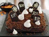 Миниатюра к статье Рецепт торта Хэллоуин