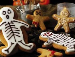 Миниатюра к статье Рецепт коврижек для Хэллоуина