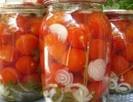 Миниатюра к статье Маринованные помидоры
