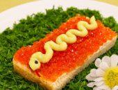 Миниатюра к статье «Змейка» бутерброды