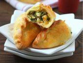 Миниатюра к статье Пирожки с яйцами и зеленым луком