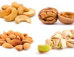 Миниатюра к статье Как с помощью орехов не только сохранить, но и улучшить своё здоровье.