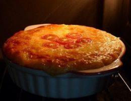 Миниатюра к статье Картофельная запеканка с сыром и луком
