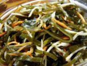 Миниатюра к статье Полезный салат из морской капусты
