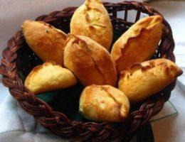 Миниатюра к статье Пирожки из французского теста