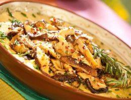 Миниатюра к статье Блюда из лесных грибов: ТОП-5 рецептов
