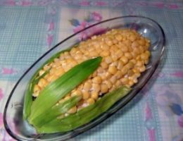 Миниатюра к статье Салат «Кукуруза»