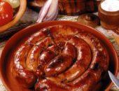 Миниатюра к статье Домашняя колбаса на Пасху