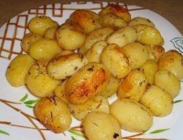Миниатюра к статье Картофель к праздничному столу — быстро, вкусно, красиво!