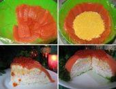 Миниатюра к статье Рыбный торт