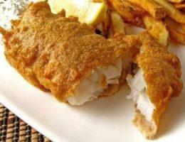 Миниатюра к статье 6 рецептов кляра для рыбы