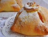 Миниатюра к статье Рецепт достойный Королевы: Яблоки в творожном тесте — сказочно вкусно!