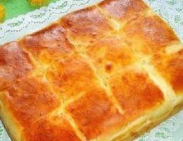 Миниатюра к статье Пирог с сыром, который хочется готовить каждый день!