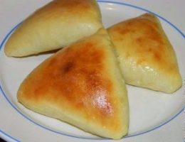 Миниатюра к статье Пирожки с капустой