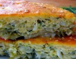 Миниатюра к статье Капустный пирог » Остановиться невозможно»