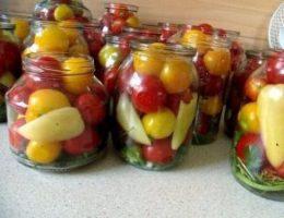 Миниатюра к статье Маринад универсальный для любых овощей