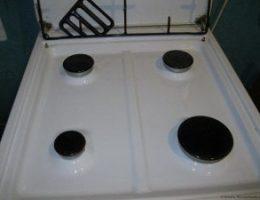 Миниатюра к статье Как отмыть плиту быстро и легко за 5 минут