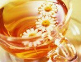 Миниатюра к статье Имбирный, зеленый и травяной чай для похудения