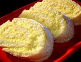 Миниатюра к статье Рулет с лимоном