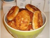 Миниатюра к статье Быстрые пирожки с картошкой и мясом