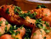 Миниатюра к статье Куриные ножки, запеченные с овощами