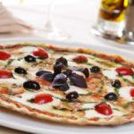 Домашняя итальянская пицца на тонком тесте